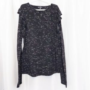 George Girl's Long Sleeve Top Size XL(14-16)
